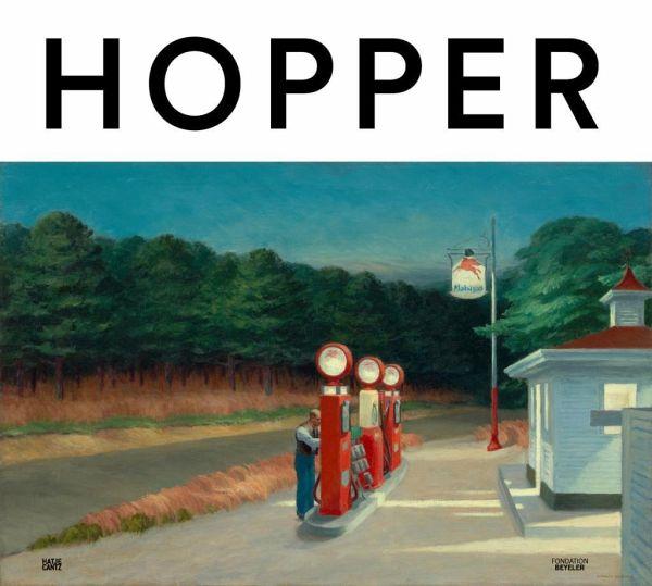 Ausstellungskatalog Edward Hopper, Basel, Fondation Beyeler
