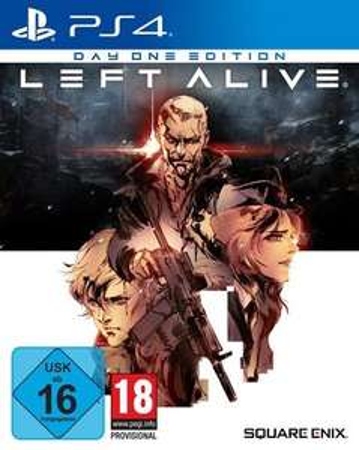 [lokal Expert Wittlich] Left Alive (PS4)