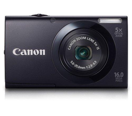 Sony Cybershot DSC-WX100 für 162,15 €   Canon IXUS 125 HS für 133,85 €   Canon PowerShot A3400 IS für 83,41 €  @Amazon.it