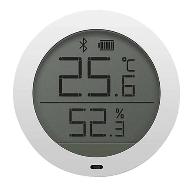 Xiaomi Mijia Hygrometer (Bluetooth, -10°C bis 60°C, 0.1 Grad / RH Genauigkeit)