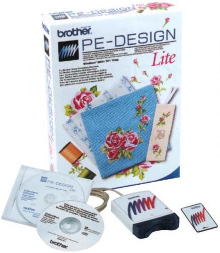 Brother Sticksoftware PE-Design lite 71% unter Idealo