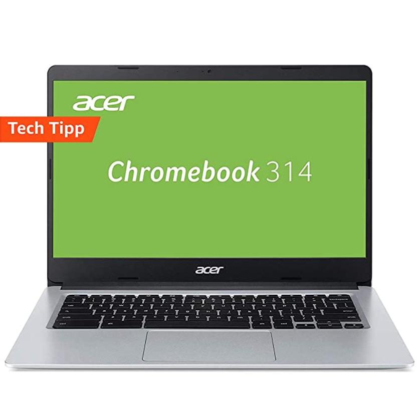 Acer Chromebook 314 und 315 heute im Angebot Bei Amazon