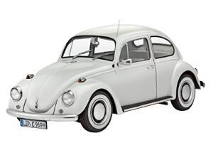 Revell Modellbausatz Auto VW Käfer Limousine 1968 im Maßstab 1:24, Skill-Level: 3 für 15,31€ (Amazon Prime & Real Abholung)