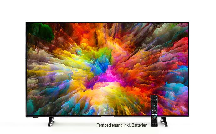 Medion Life X15515 55 Zoll 4k Smart TV bei Aldi Süd (ab 25.06.)