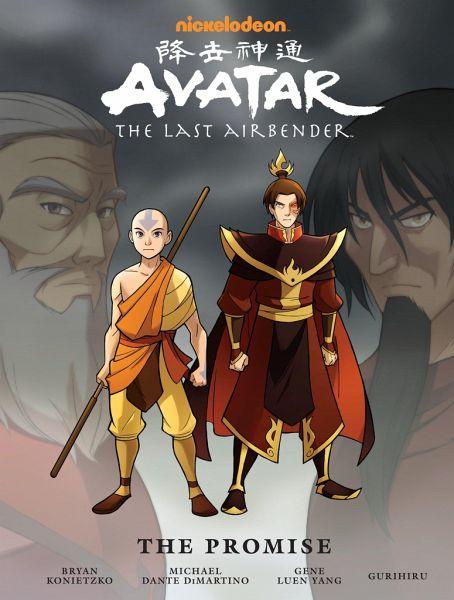 [Bücher.de] Avatar: The Last Airbender - The Promise Library Edition