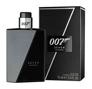 [Amazon Prime] James Bond 007 Seven Intense, Eau de Parfum (75 ml) Spar Abo möglich