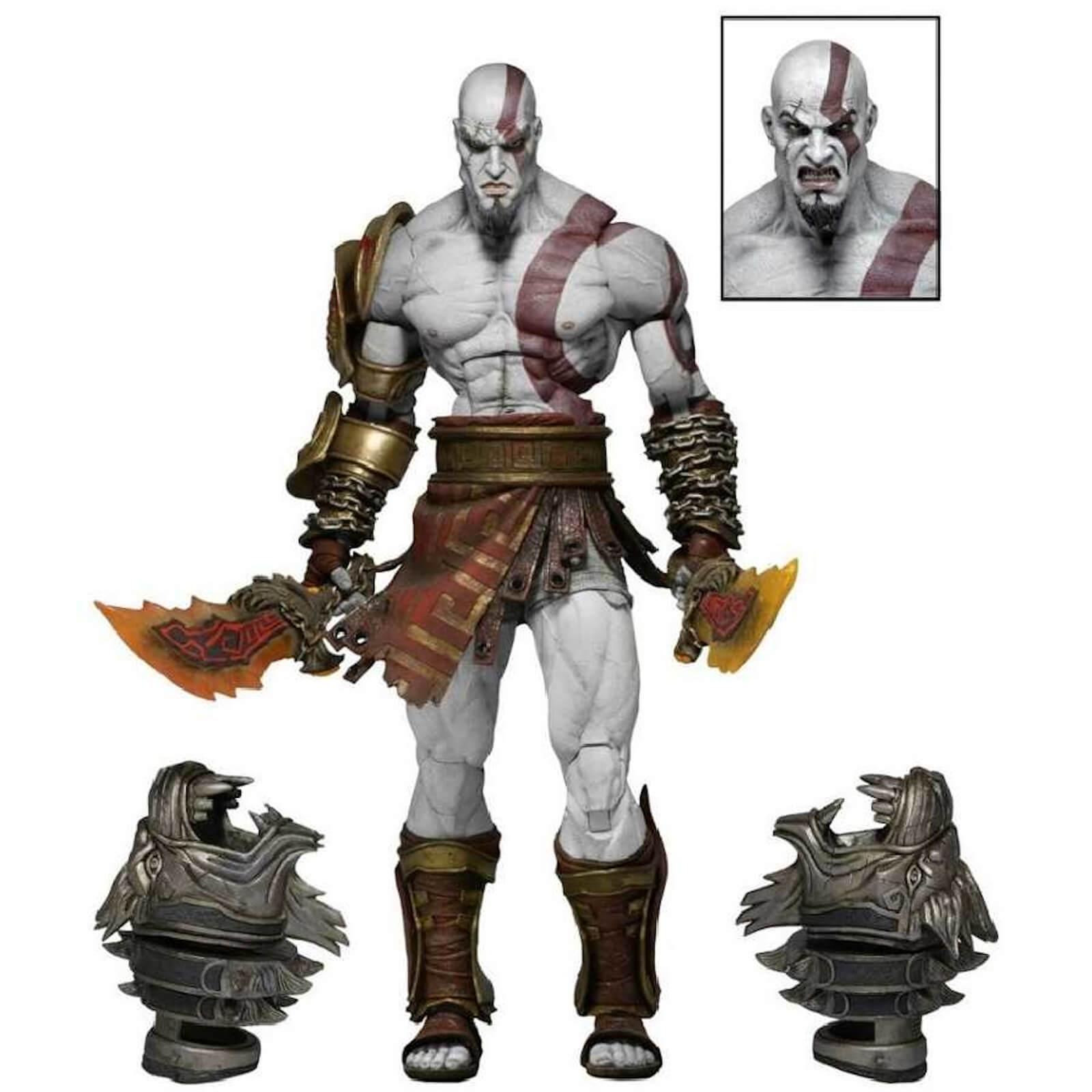 God of War 3 - Ultimate Kratos Action Figur (17cm) für 27,82€ inkl. Versand (Zavvi)