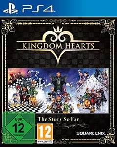 Kingdom Hearts The Story So Far (PS4) für 9,99 bzw. 12,98 €