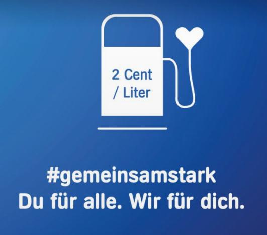 ARAL: 2 Cent pro Liter sparen (bis zu 50L) für die ersten 10.000 Teilnehmer (Facebook-Kommentar nötig)