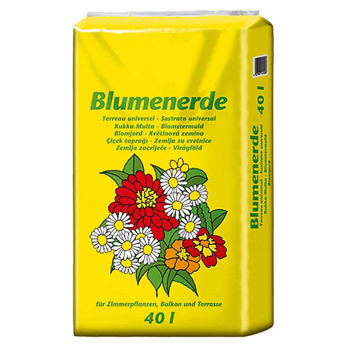 [Bauhaus] 40L Blumenerde - effektiv 1,49€ durch Cashback