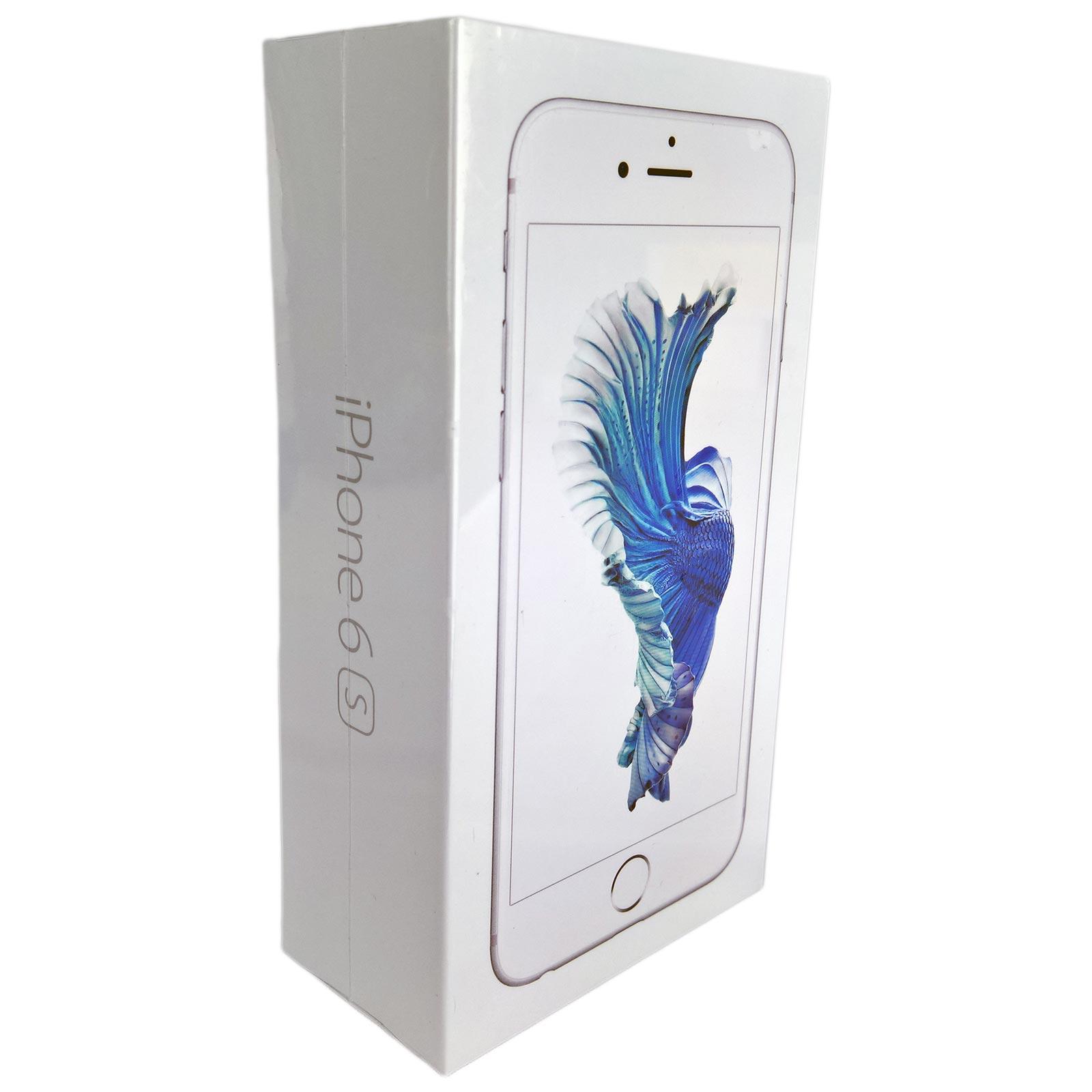Neu und nicht general überholt IPhone 6s Silber 32GB