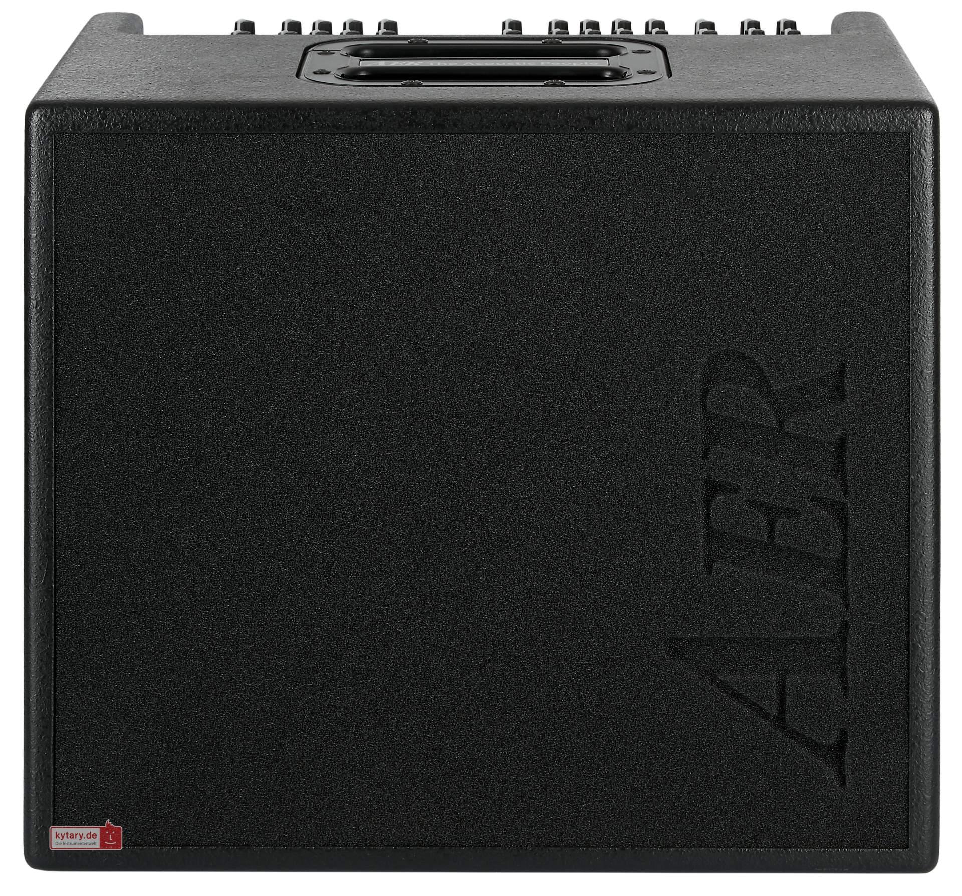 AER Domino 3 - Combo für akustische Instrumente | 200 Watt, 4 Eingänge zB 2x Gitarre, 2x Vocal | 2 Effektprozessoren | aus Deutschland