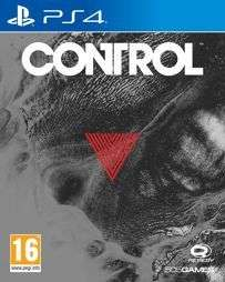 ControlDeluxe Edition - Future Pack (PS4) [Netgames]