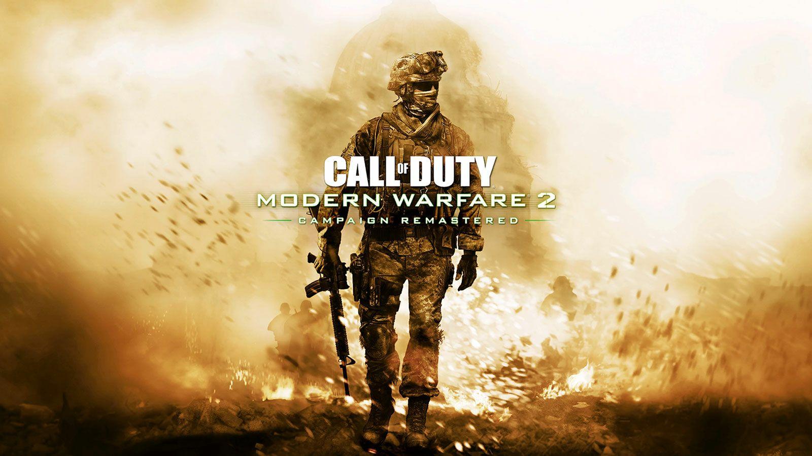 XBOX ONE - Call of Duty : Modern Warfare 2 Kampagne Remastered