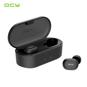QCY Summer Sale bei AliExpress: z.B. QCY QS2 Bluetooth In-Ears - 12,98€ | QCY T5 - 15,83€ | QCY T3 weiß - 16,86€