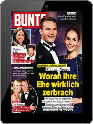 Bunte Abo (26 E-Paper Ausgaben) für 67,60 € mit 70 € BestChoice-Universalgutschein