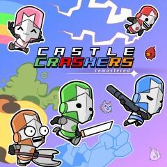 Castle Crashers Remastered (Xbox One) für 3,32€ (CDkeys VPN UK)