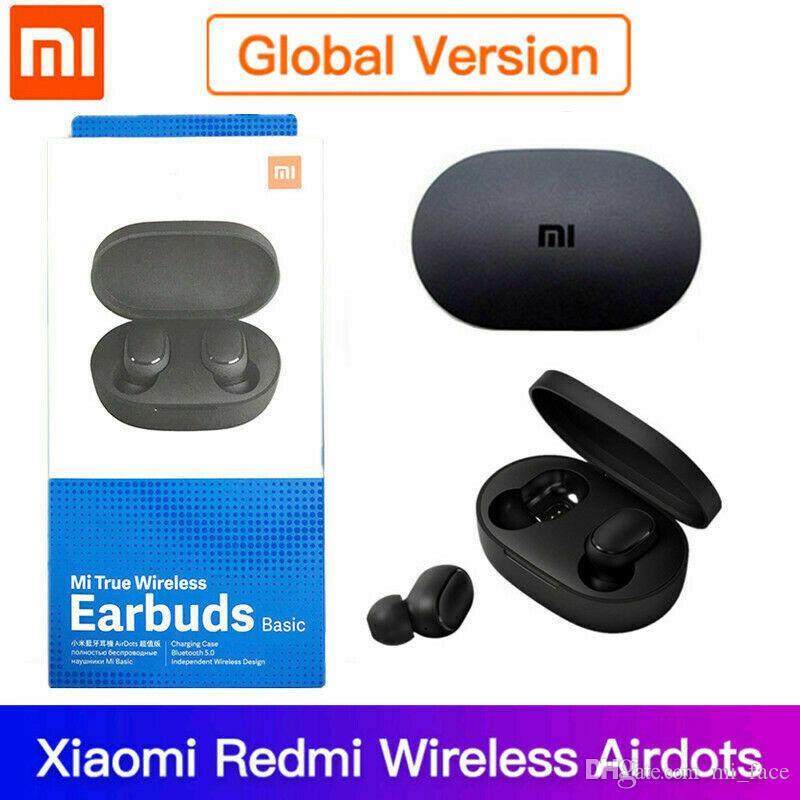 Xiaomi Redmi AirDots TWS Bluetooth Kopfhörer globale Version für 12,62€ inkl. Versand
