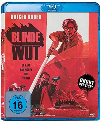 Blinde Wut - Uncut Kinofassung (Blu-ray) für 10,97€ (Amazon Prime)