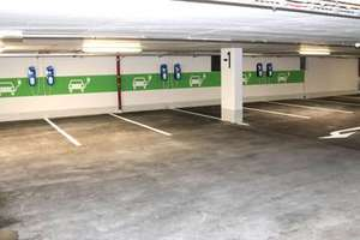 [LOKAL Memmingen] Aufladen von E-Fahrzeugen im Parkhaus kostenfrei möglich