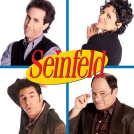 [Itunes US] Seinfeld - Komplette Serie - digitale Full HD TV Show - nur OV