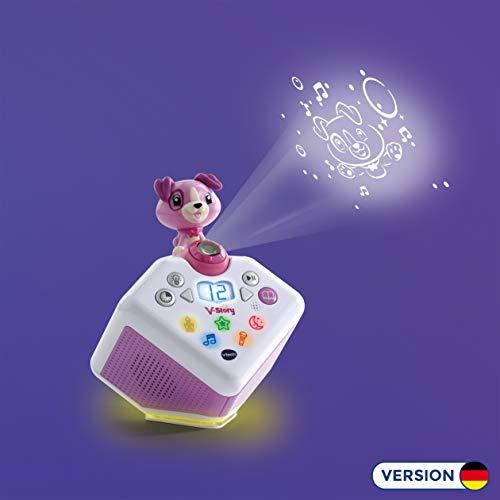 Vtech V-Story, die Hörspielbox pink Hörspielbox 37,99€ (Amazon & Media Markt Abholung)