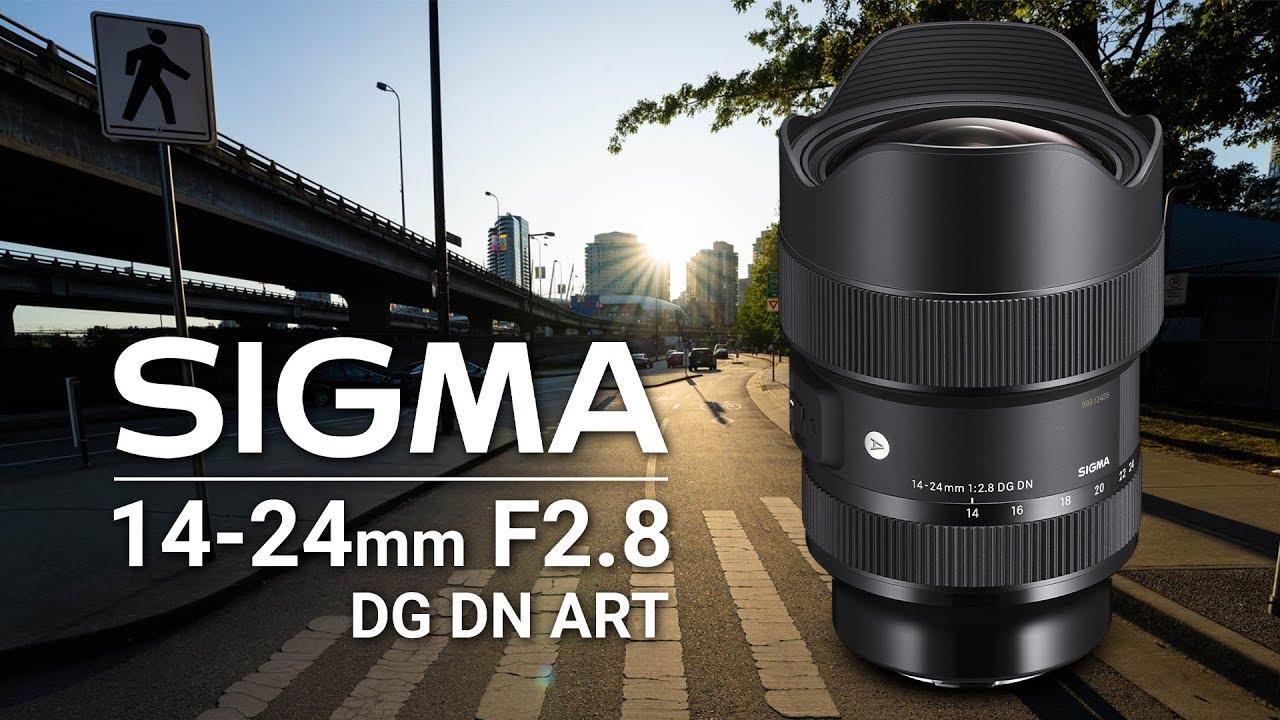 Sigma ART 14-24mm f2.8 Art DG DN für Sony E Weitwinkel