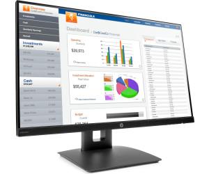 "HP VH240a Monitor 24"" IPS Pivot FHD"