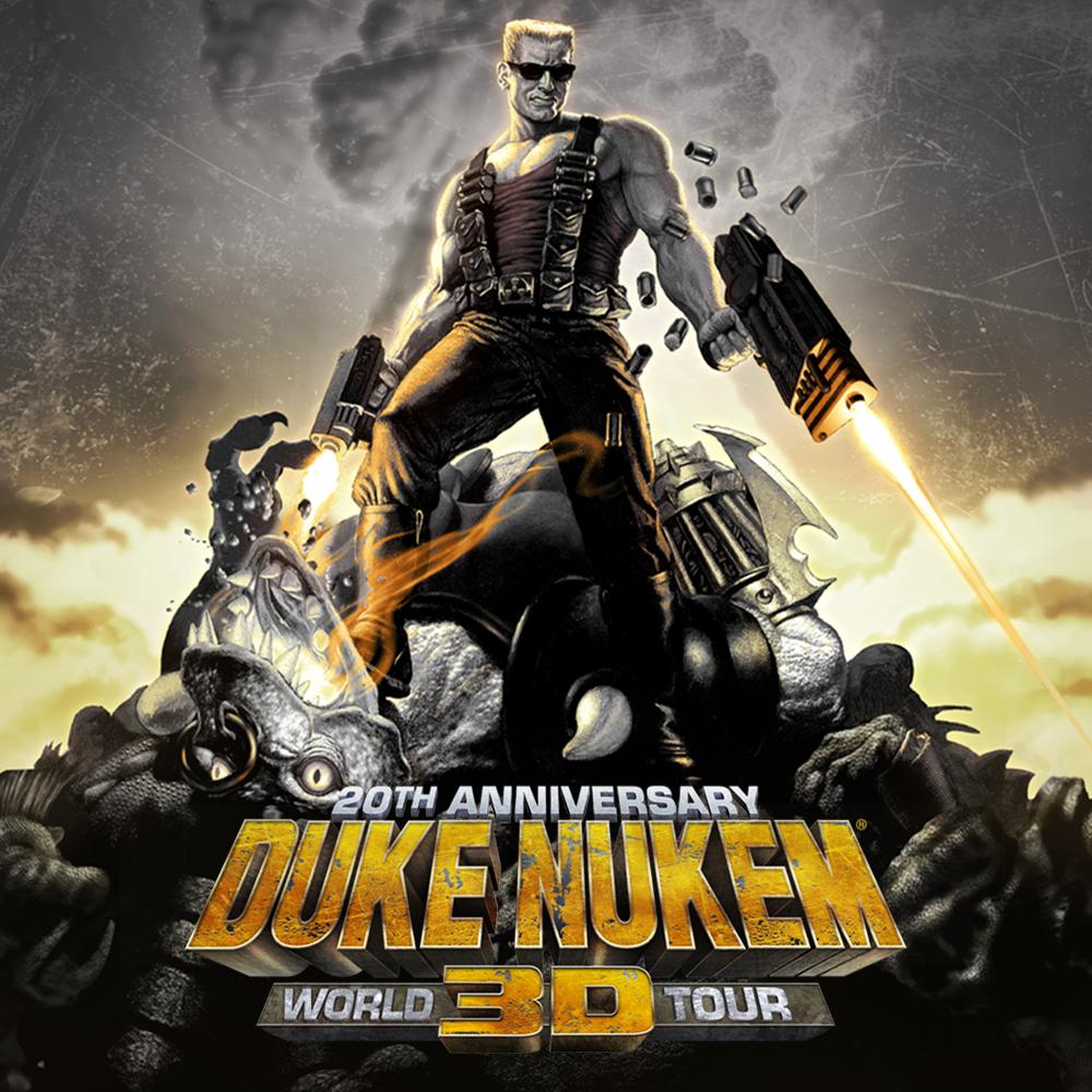 Duke Nukem 3D: 20th Anniversary World Tour (Switch) für 4,99€ oder für 3,85€ ZAF (eShop)