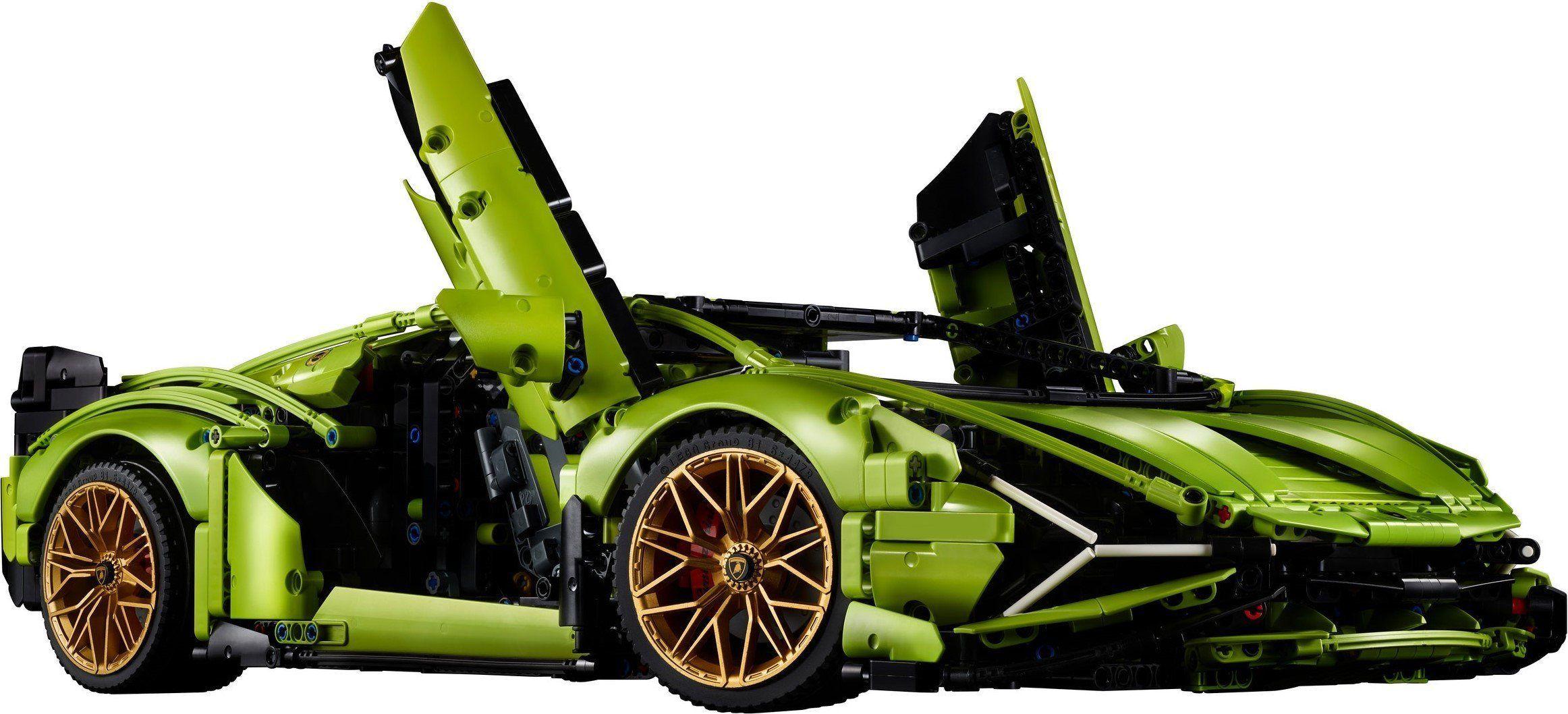 [Vorbestellung] LEGO Lamborghini Sián FKP 37 (Modell 42115, 3696 Teile, mit Prints)