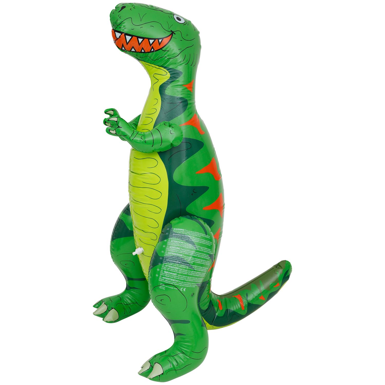 [Action] Dinosaurier oder Einhorn Sprinkler (aufblasbar) mit Schlauchanschluss