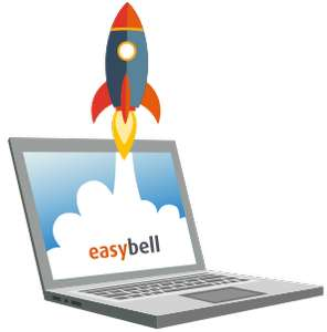 Bereitstellungsgebühr erstattet bei easybell Internet & Telefon für Geschäftskunden