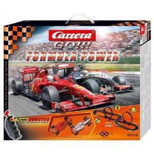 """Carrera Go!!! Rennbahn """"Formula Power"""" für  39,99 Euro inkl. Versand @Galeria Kaufhof (online)"""