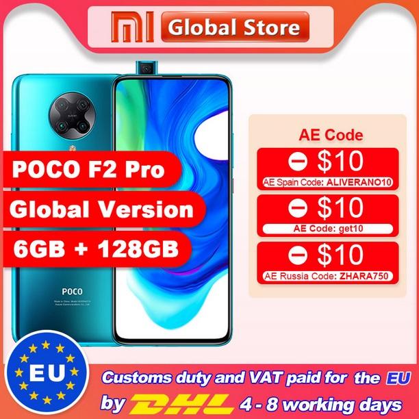 Xiaomi POCO F2 Pro 6GB 128GB Grey