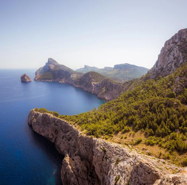 Flüge: Mallorca / Spanien (Aug/Nov-März) Hin- und Rückflug mit Lufthansa von Frankfurt ab 77€