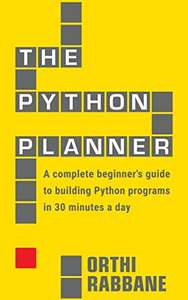 eBook Learn Python in 30 minutes a day with example projects Kindle