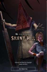Dead by Daylight Silent Hill DLC STEAM Giveaway