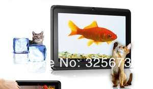 A13 MID - Cheap Tablet PC A13 Q88 - 7 inch Capacitive Screen + Android 4.0 + Camera + Wifi + 1.2GHz