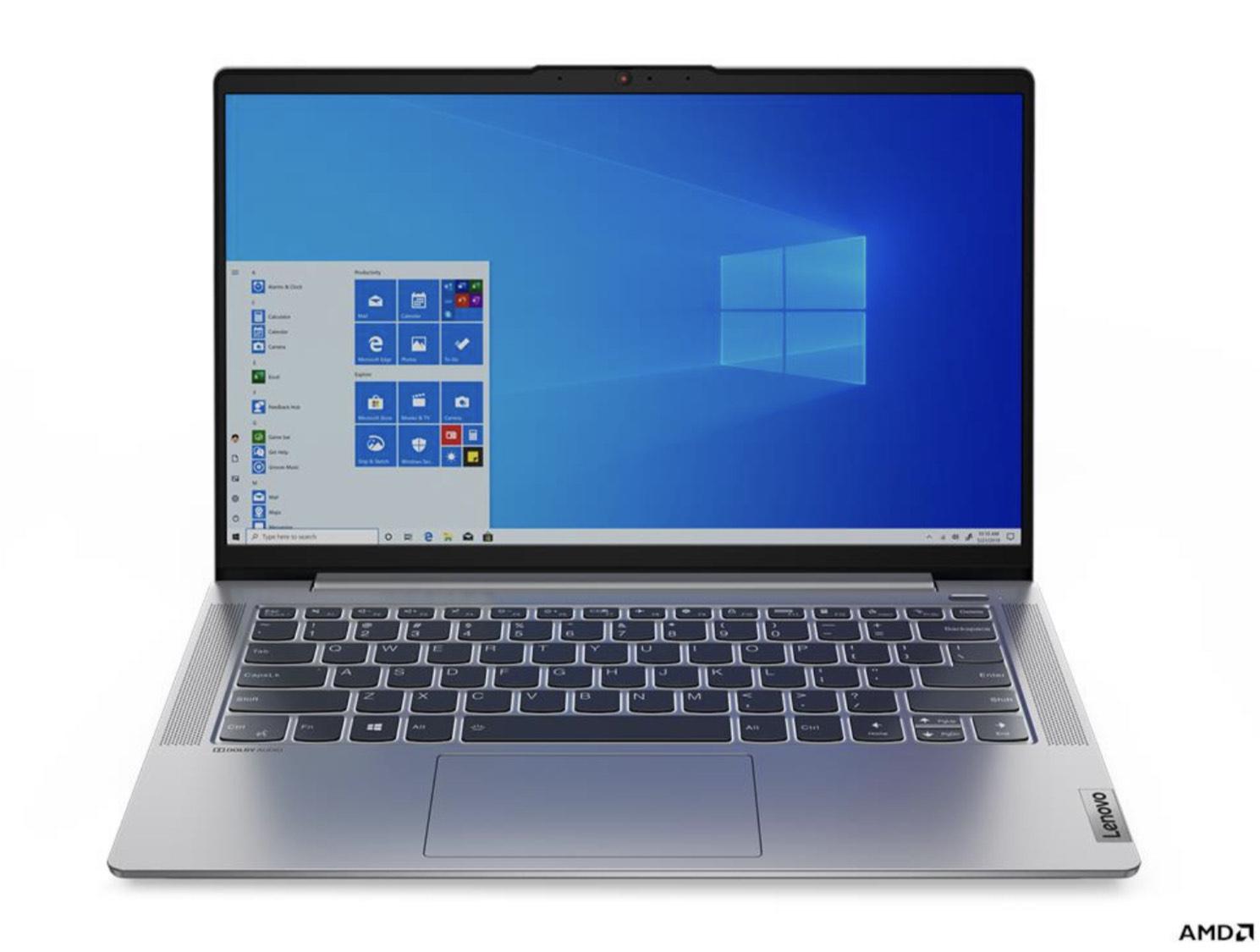 """Lenovo IdeaPad 5 - 14"""", Ryzen 5 4500, 512GB SSD, 8GB RAM, 300nits IPS, WiFi 6, bel. Tastatur"""