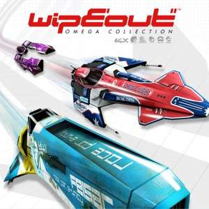 WipEout: Omega Collection (PS4) für 10,14€ @ PSN