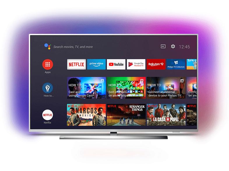 PHILIPS 55PUS7354 139cm 55 Zoll 4K UHD Ambilight SMART TV Android 9.0 für 529,10€ inkl. Versandkosten + 26,90€ Payback möglich