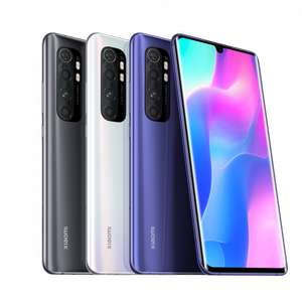 Xiaomi Mi Note 10 Lite (128GB) für 9€ Zuzahlung mit mobilcom-debitel Vodafone green LTE (3GB LTE) für mtl. 14,99€