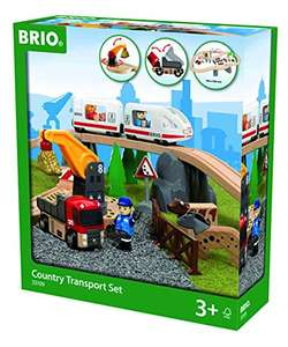 Brio World Country Transport Set für 27,05€ (Amazon Prime)