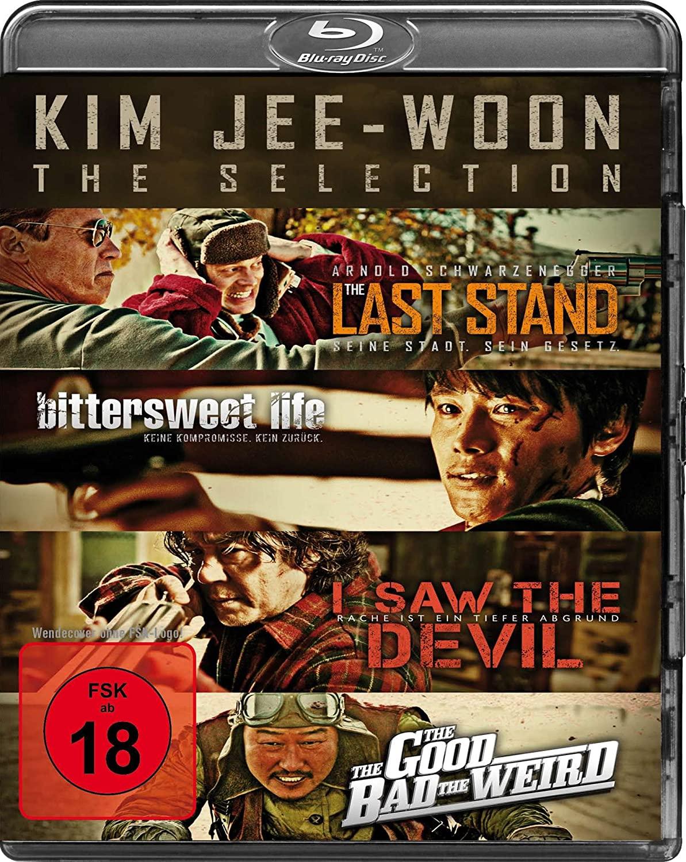 Kim Jee-Woon: The Selection (4-Filme Box Blu-ray) für 4,49€ (Müller Abholung)