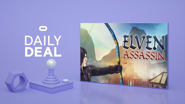 Oculus Quest Daily Deal: Elven Assassin
