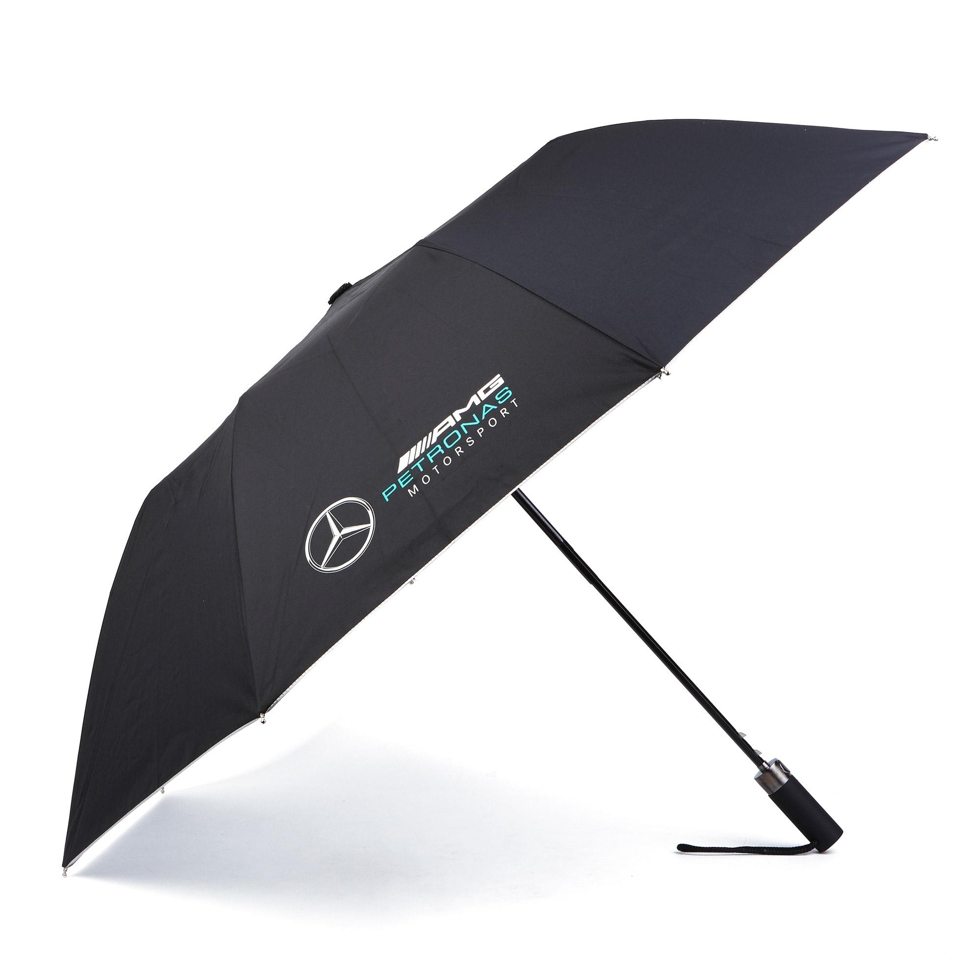 Mercedes-Benz AMG Petronas Schirm - Regenschirm - Taschenschirm