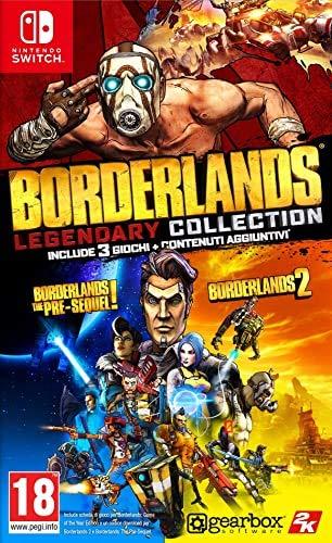 Borderlands: Legendary Collection (Nintendo Switch) für 35,88€ (Amazon ES)