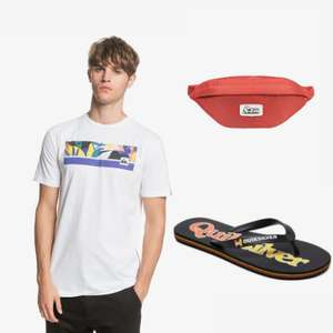 Sale on Sale on Sale bei Quiksilver, Roxy & DC Shoes: 20% on top ab 2 Sale-Artikeln + weitere 10% on top