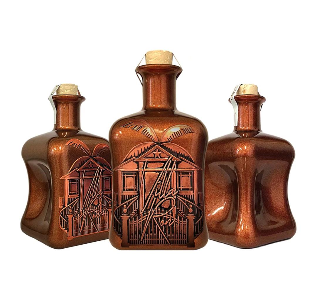 Villa Ron Luxus Spiced Rum Spirituose aus der Karibik (Barbados) limitiert auf 1.250 Flaschen