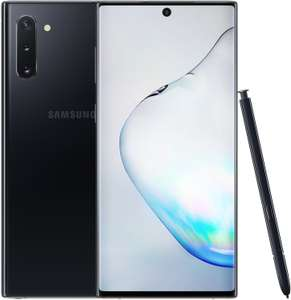 Samsung Galaxy Note 10 Enterprise Edition, Aura Black